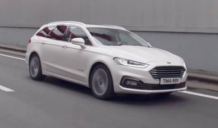 News video: Ford Mondeo - Umfangreich Aufgewertet Mit Neuem Hybrid-Kombimodell, Modernen Motoren Und 8-Gang-Automatik