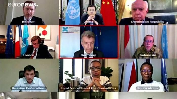 News video: Syrien: UN-Sicherheitsrat verlängert Hilfslieferungen