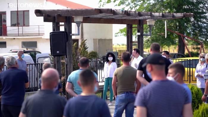 Video: EU - das Wahlthema der Nordmazedonier