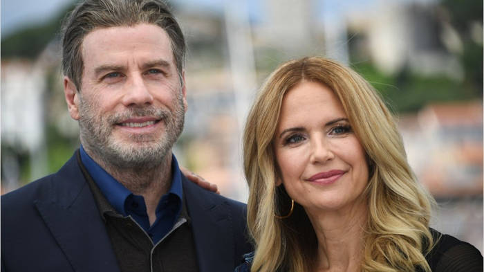 News video: John Travolta trauert um seine Ehefrau Kelly Preston