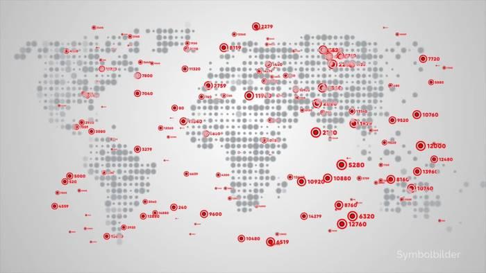 News video: WHO: Neuer Rekord bei Corona-Neuinfektionen