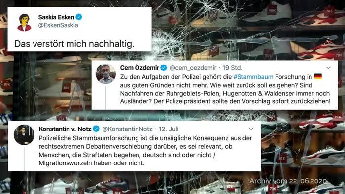 News video: Nach Stuttgarter Krawallnacht - Kritik an