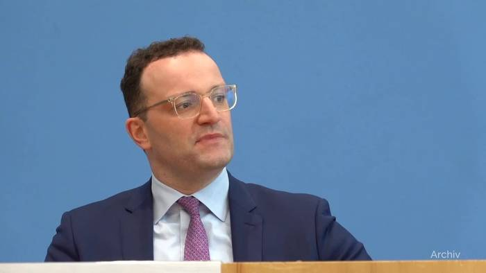 News video: Spahn warnt vor zweiter Corona-Welle