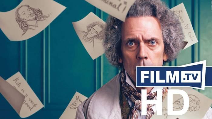 Video: David Copperfield - Einmal Reichtum und zurück Trailer Englisch English (2020)