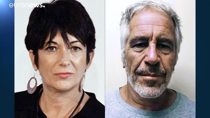 Video: Sexualverbrechen: Epstein-Partnerin Maxwell plädiert