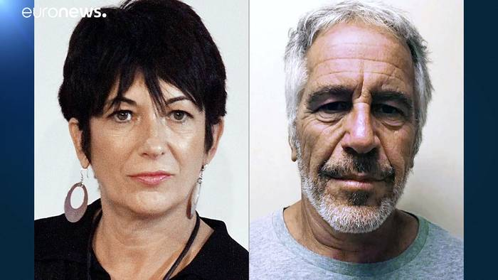 News video: Sexualverbrechen: Epstein-Partnerin Maxwell plädiert