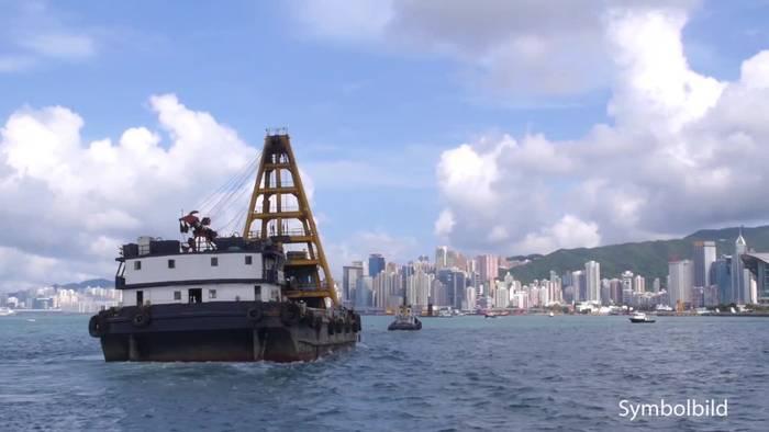 News video: Wende nach Corona: Chinas Außenhandel legt stark zu