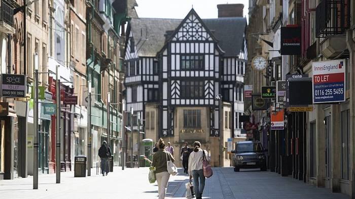 News video: Leicester: Corona beleuchtet sozialen Hotspot