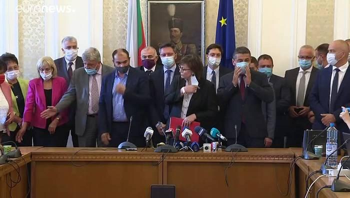 Video: Korruption: Bulgariens Opposition wirft Regierung Versagen vor