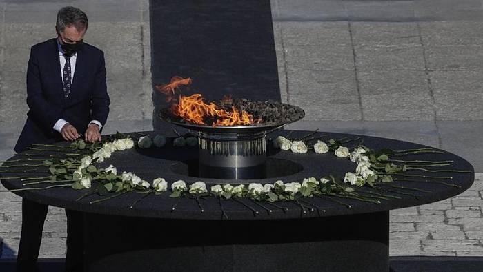 News video: Staatsakt in Madrid: Spanien gedenkt Corona-Opfern