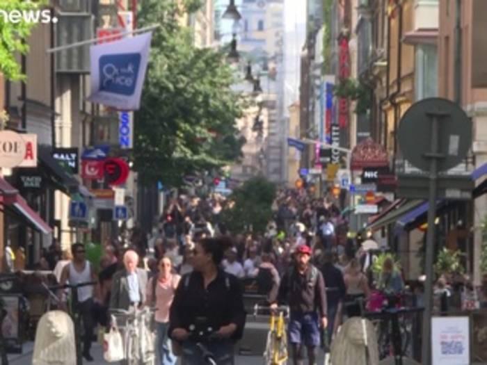 News video: Covid-Sorgenkind Schweden: Die Lockerheit ist weg