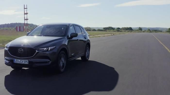 News video: Mazda CX-5 2020 - Edler, komfortabler und sicherer