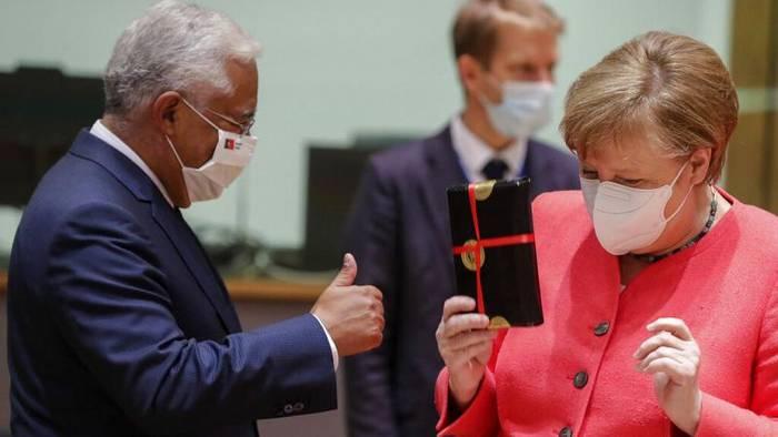 News video: Was an Angela Merkels Geburtstag wichtig ist- Euronews am Abend 17.07.