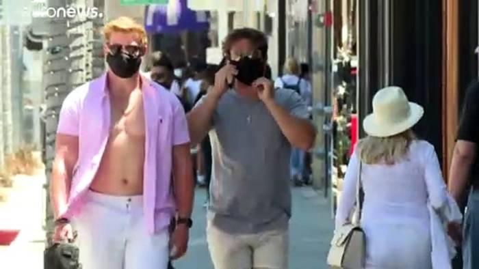 News video: Iran: Wieder Corona-Beschränkungen in Teheran