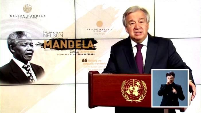 Video: António Guterres: