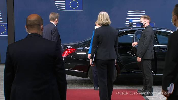 News video: EU-Sondergipfel in Brüssel: Scheitern oder Durchbruch?