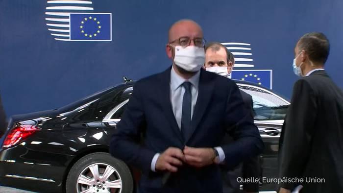 News video: EU-Sondergipfel wird erneut verlängert