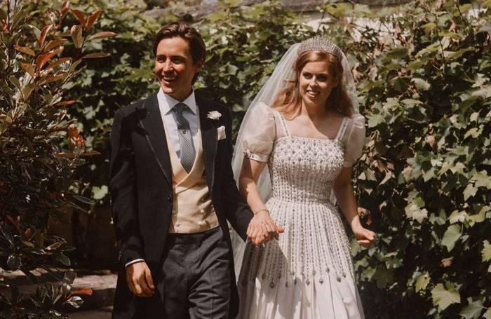News video: Prinzessin Beatrice: So war ihre Hochzeit