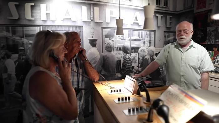 News video: Lötkolben, Fellstiefel und Gitarren: Ostrock im Museum