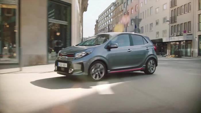News video: Kia Picanto mit Rundum-Upgrade
