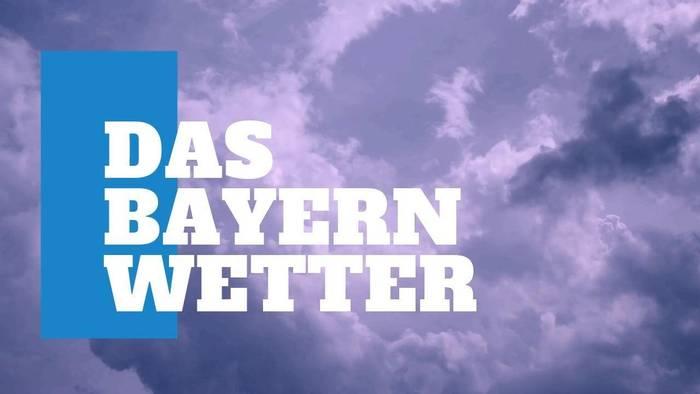 Video: Das Bayern-Wetter: Sommer setzt sich durch - bis zu 29 Grad