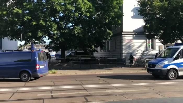 News video: Prozess zum Halle-Anschlag begonnen