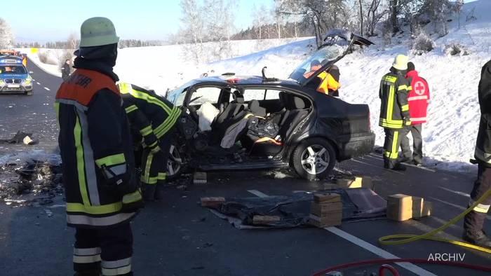 News video: Temporisiko: Jeder dritte Verkehrstote durch Geschwindigkeit