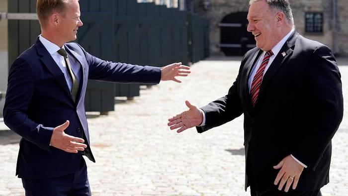 News video: Pompeo auf Tour, er will die Europäer für Allianz gegen China gewinnen