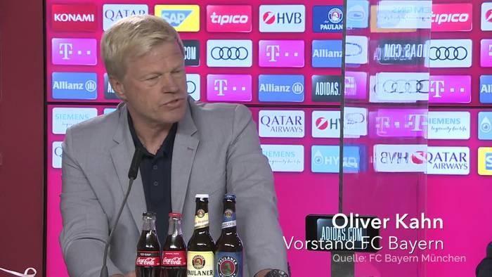 News video: FC Bayern freut sich auf Unterschiedsspieler Sané