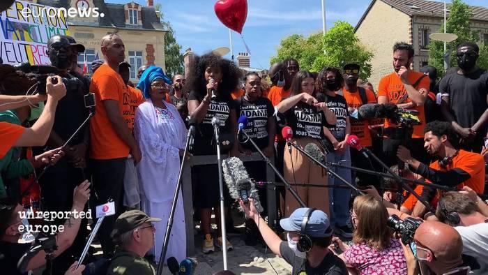 News video: Rassismus und Polizeigewalt: ein systemisches Übel?