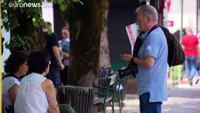 News video: Österreich: Ist nach Ischgl der neuer Corona-Hotspot St. Wolfgang?