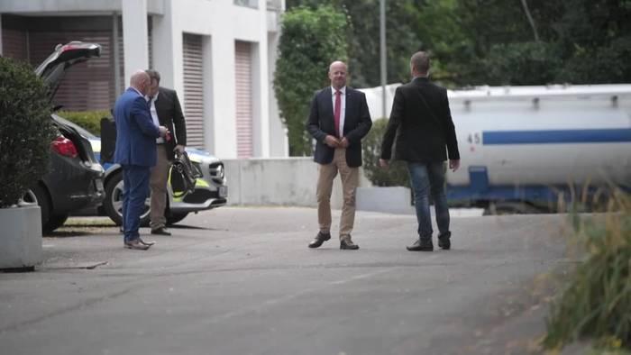 Video: Fall Kalbitz - AfD-Bundesschiedsgericht zusammengekommen
