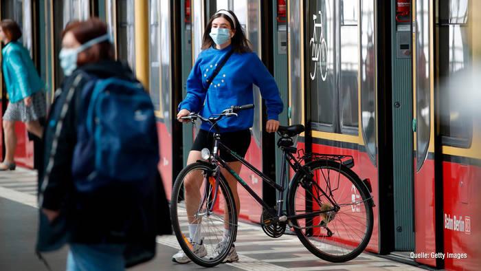 News video: Deutsche Bahn: Keine Strafen bei Verstoß gegen Maskenpflicht