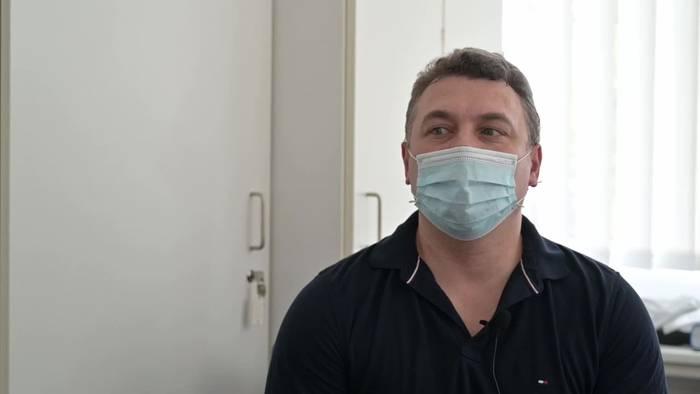 News video: Milchglasmuster: Corona-Spätfolgen alarmieren Ärzte