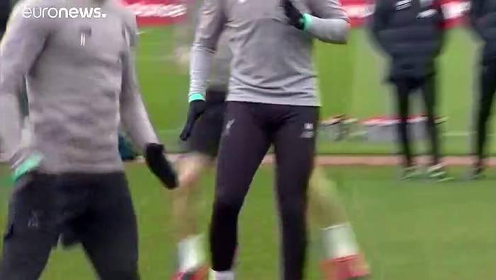 News video: Und noch ein Titel: Liverpool-Trainer Klopp von Sir Alex Ferguson geadelt