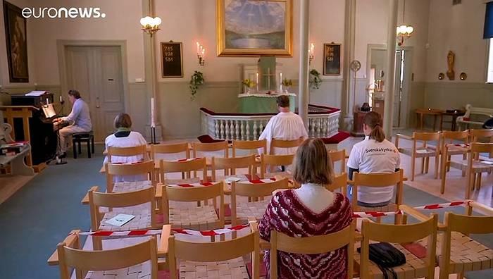 Video: Mehr weibliche als männliche Pfarrer in der schwedischen Kirche