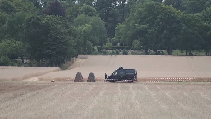 News video: Fall Maddie: Polizei durchsucht Kleingarten in Hannover