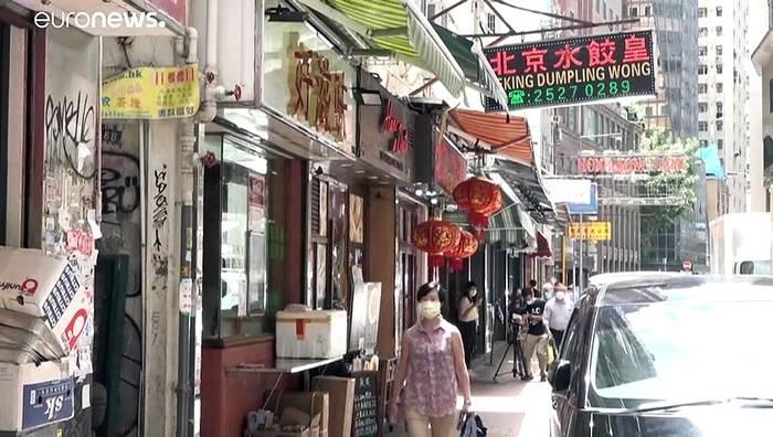 News video: Sprunghafter Anstieg: Hongkong verschärft Corona-Regeln drastisch