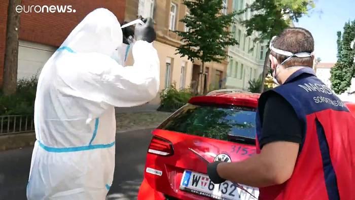 News video: Quarantäneverstöße: Österreichs Gerichte greifen hart durch
