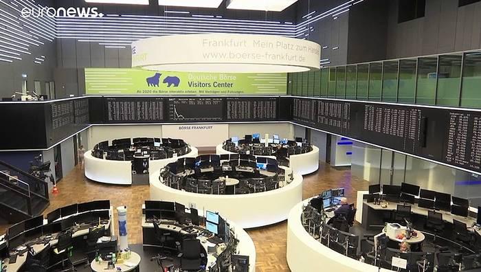 Video: BIP fällt um 10 Prozent: Historischer Wirtschaftseinbruch in Deutschland
