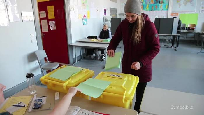 Video: Studie: Wahlalter 16 birgt Potenzial, aber kein Selbstläufer