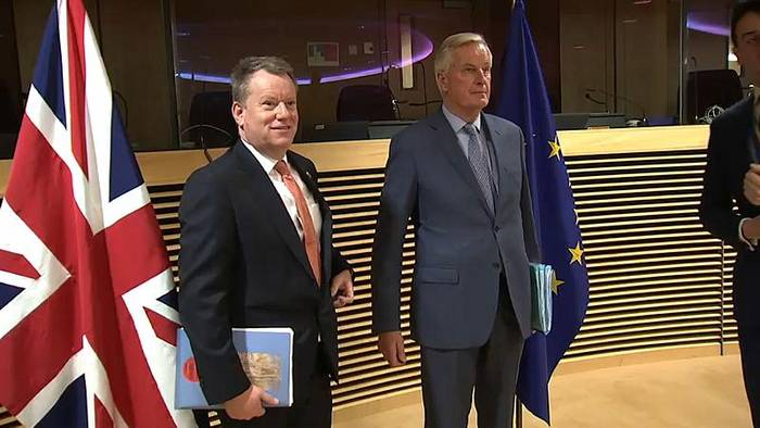 Video: To deal or not to deal - Brexit-Verhandlungen stecken in der Sackgasse