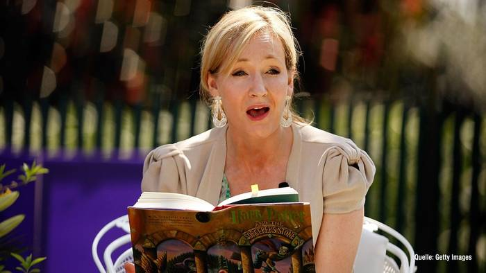 News video: J.K. Rowling & Harry Potter feiern 55. und 40. Geburtstag