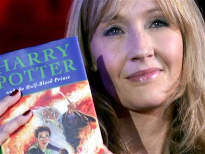 Video: Happy Birthday, J.K. Rowling