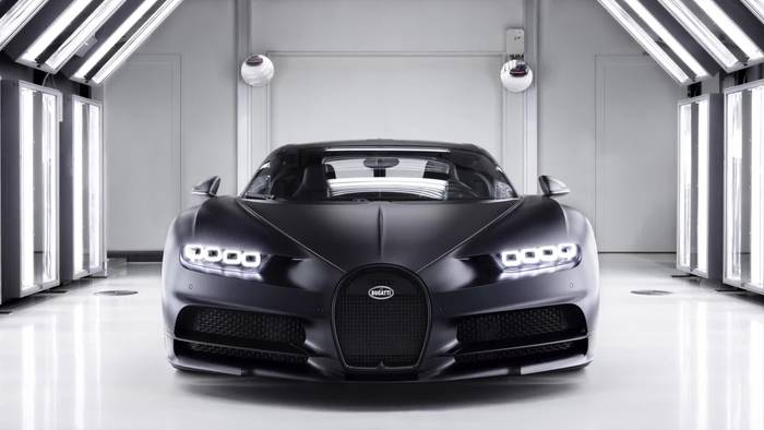 News video: La nouvelle Bugatti Chiron Sport