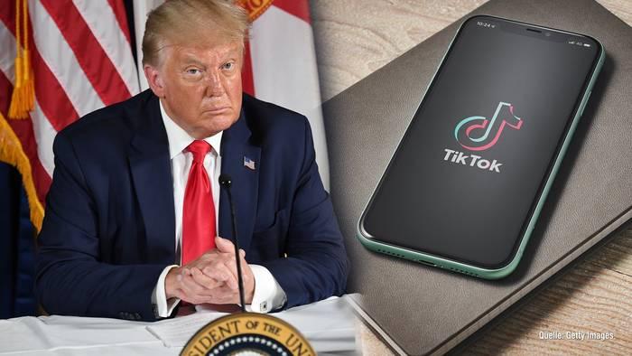 News video: TikTok vor dem Aus? Trump kündigt Verbot an