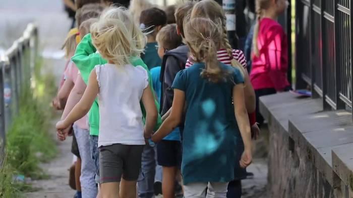 News video: Schule geht los: Mecklenburg-Vorpommern macht den Anfang