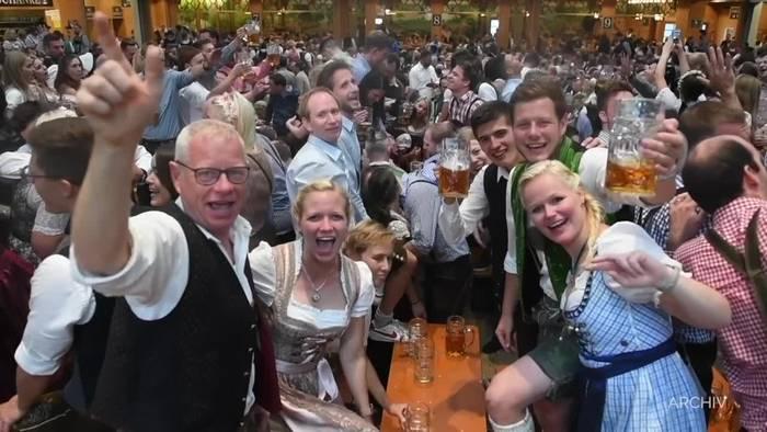 News video: Bier auf Wein, das lass sein: Mythen um den Gerstensaft Bier