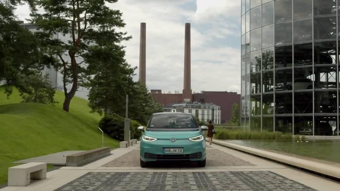News video: Emissionsfreie Mobilität für alle - Der neue Volkwagen ID.3 1st Edition