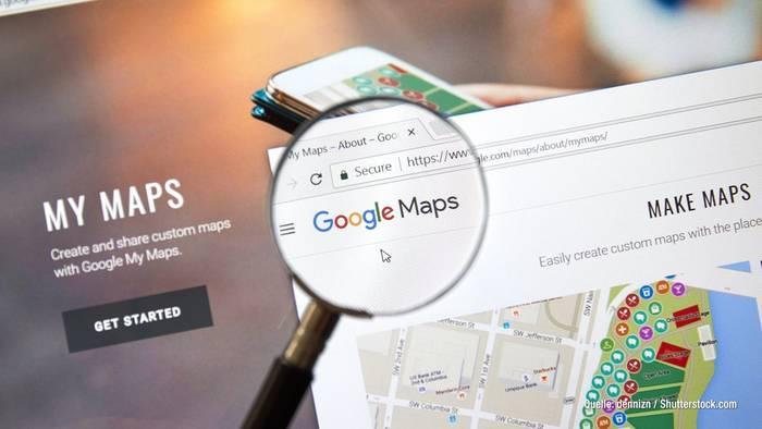 News video: Wird Google Maps zum sozialen Netzwerk?